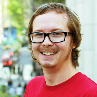 Photo of User Experience Designer, Adam Ruf